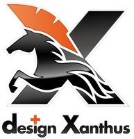 design Xanthusロゴ
